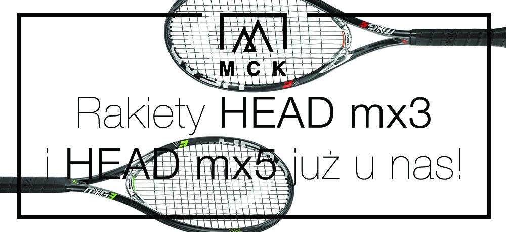 Head MX3 i Head MX5