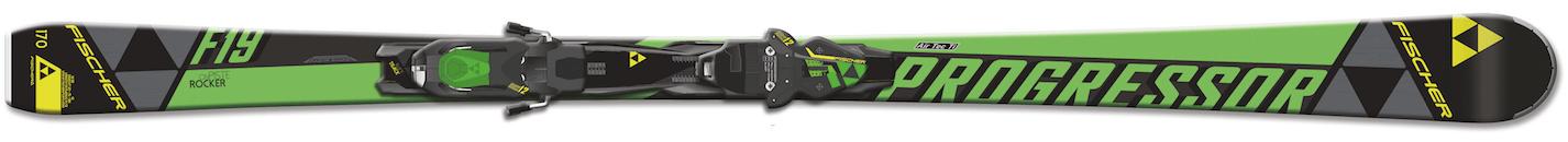Narty Fischer Progressor F19 2016