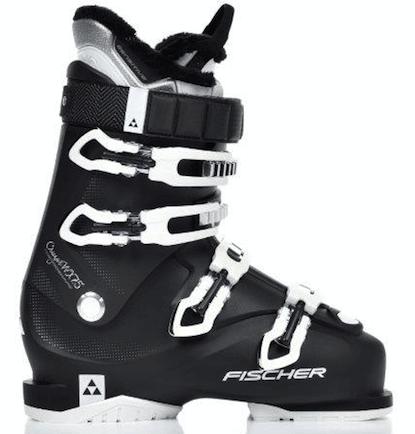 80381d0f74309f FISCHER CRUZAR W X 7,5 2017 - damskie buty narciarskie - MCK Sport