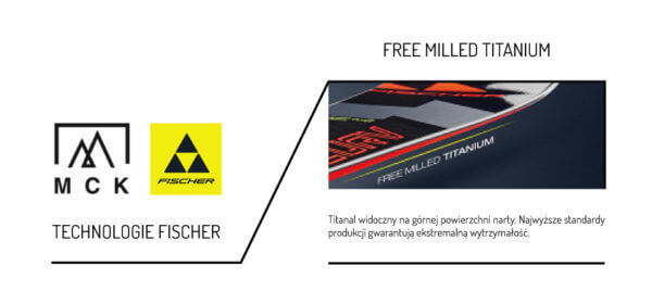 fischer-free-milled-titanium-technologia