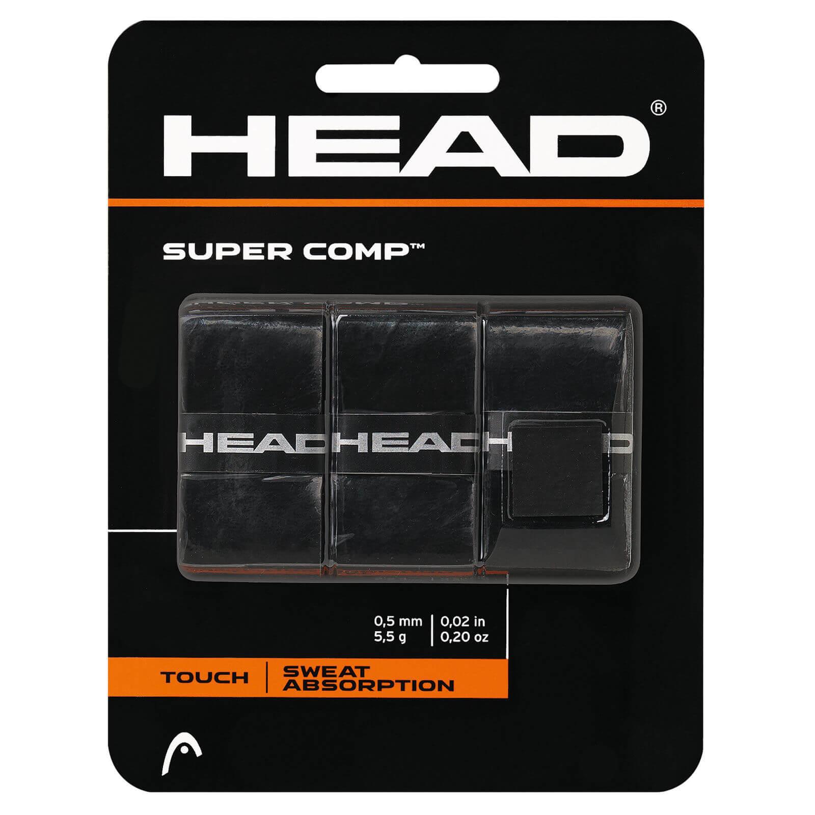 owijka Head Super Comp Black