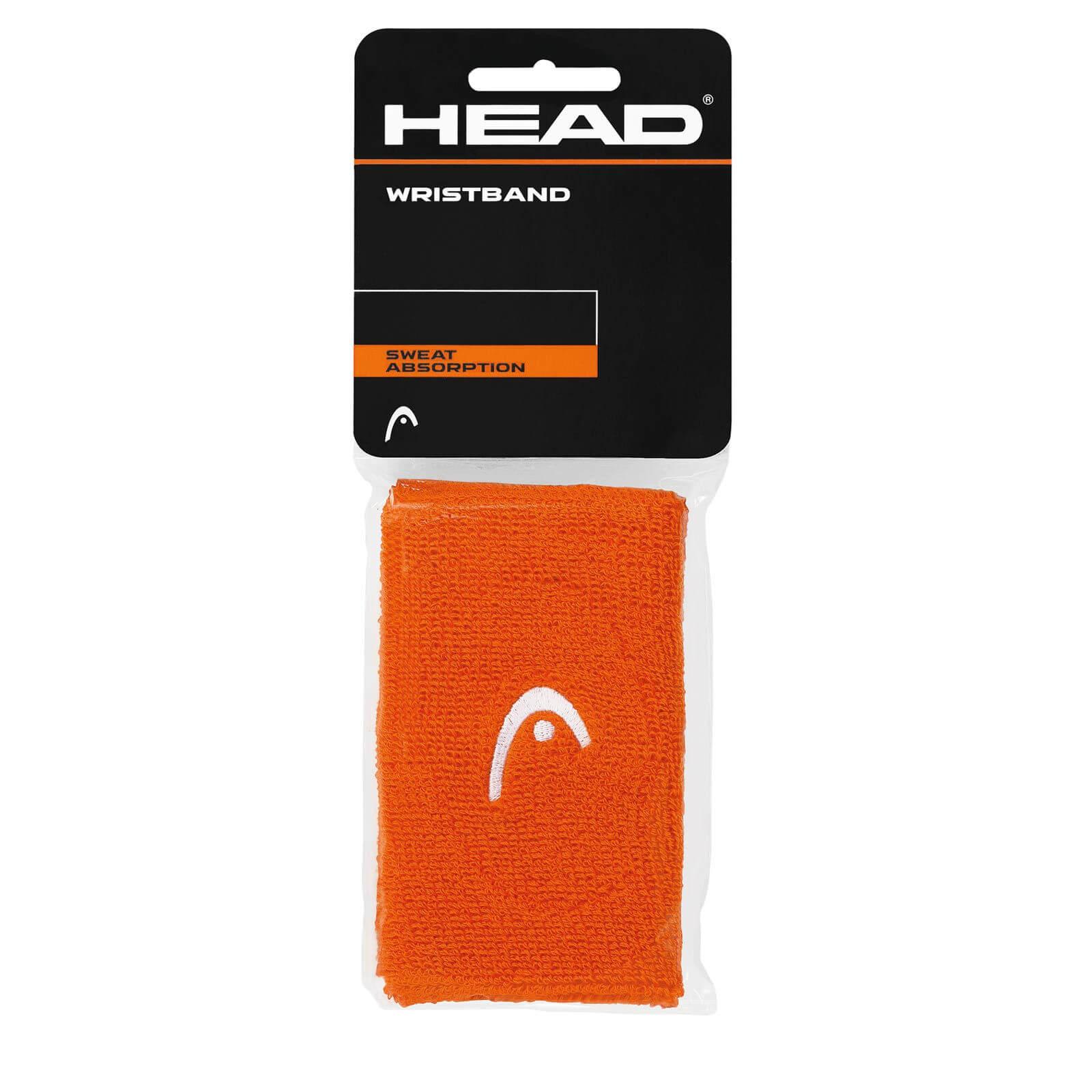 "Frotka Head Wristband Orange 5"""