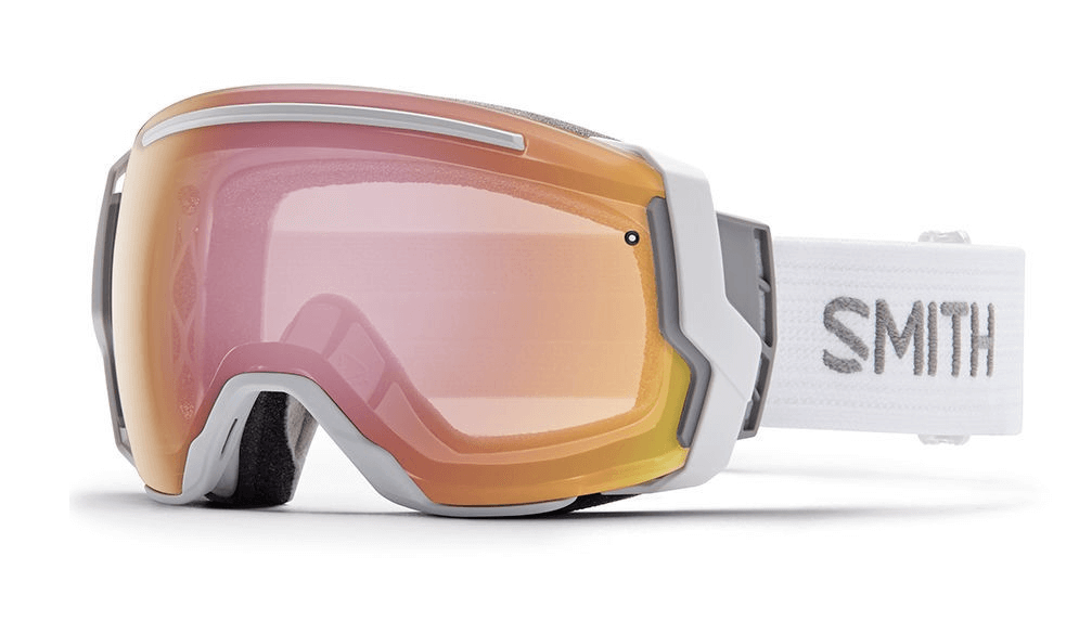 SMITH IO 7 White Photochromic Red