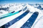 woman skis 2018