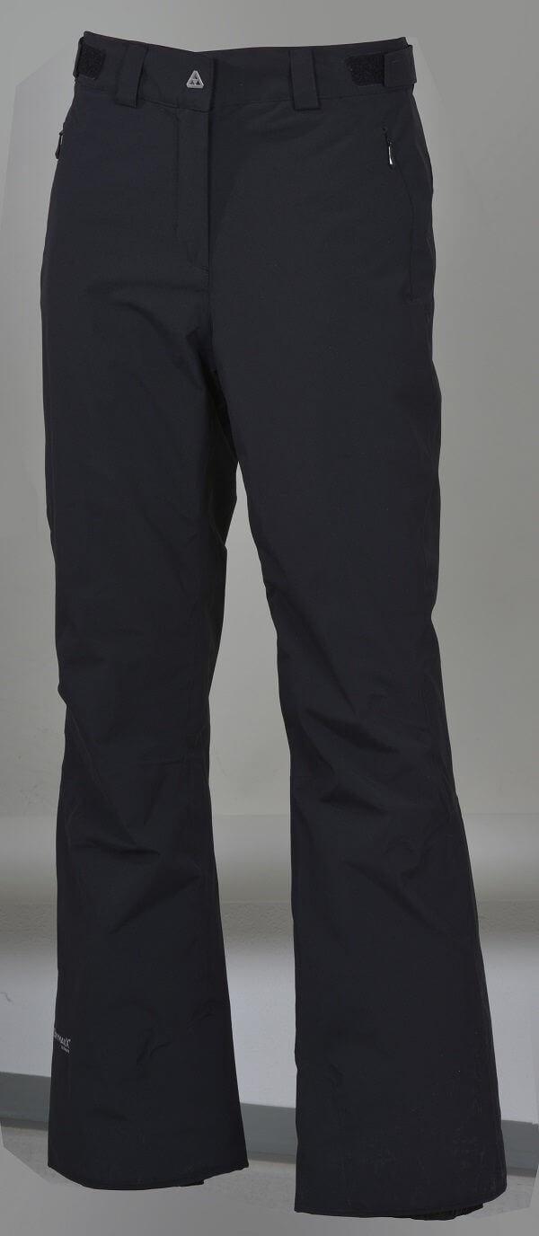 4f62e09c94151d Spodnie damskie FISCHER FULPMES Black 2018 - MCK Sport sklep sportowy