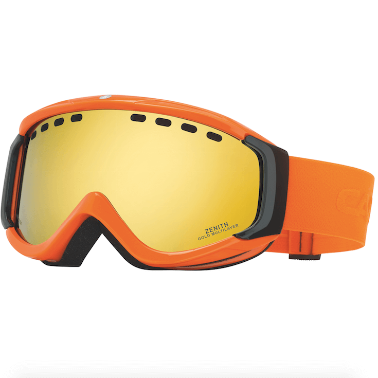 gogle Carrera Zenith Warm Orange