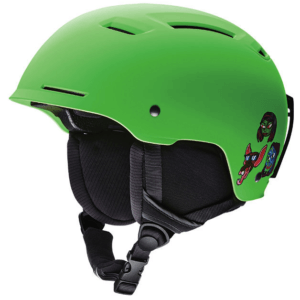 kask narciarski juniorski smith pivot jr matte reactor creature