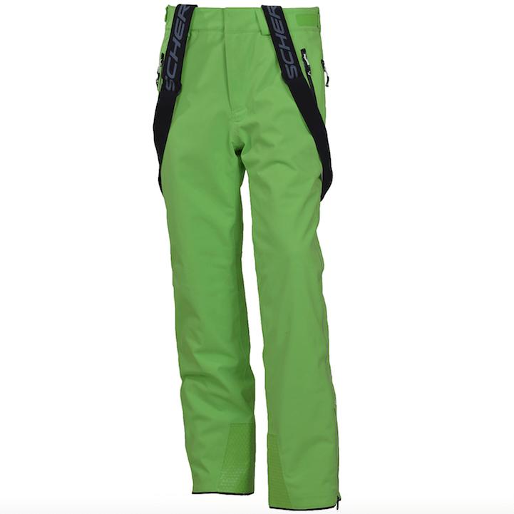 88ff18be9fd205 Spodnie Fischer Hans Knauss RC4 Apple Green 2018