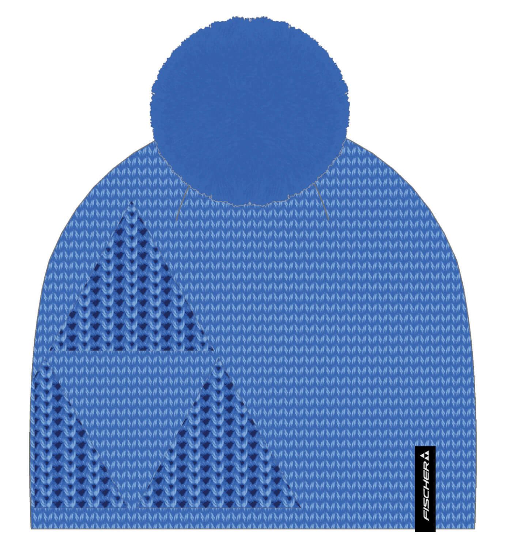 f324eae0366de8 Fischer Kitz Blue 2018 - oryginalna czapka zimowa Fischer od MCK Sport