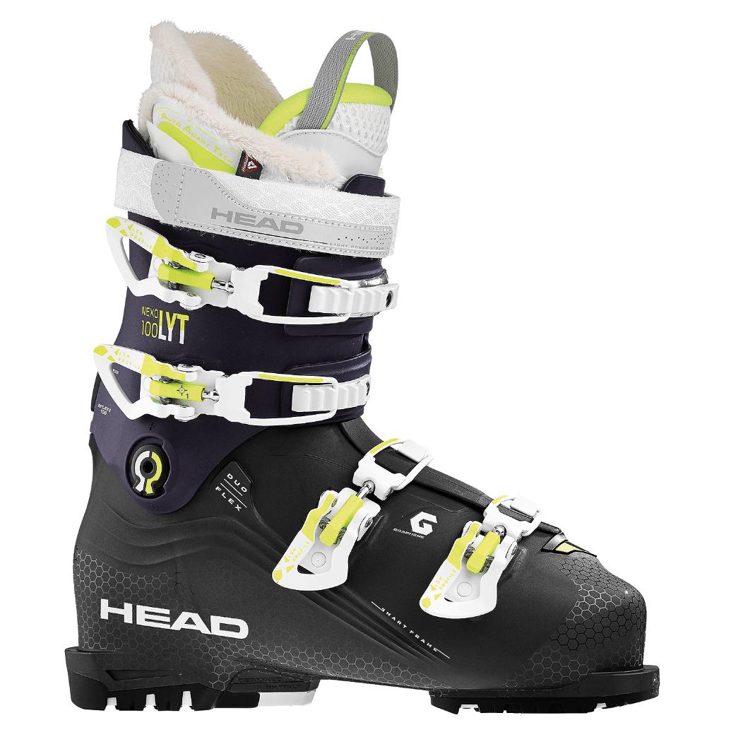 Buty narciarskie HEAD NEXO LYT 100 W G Anthracite Violet