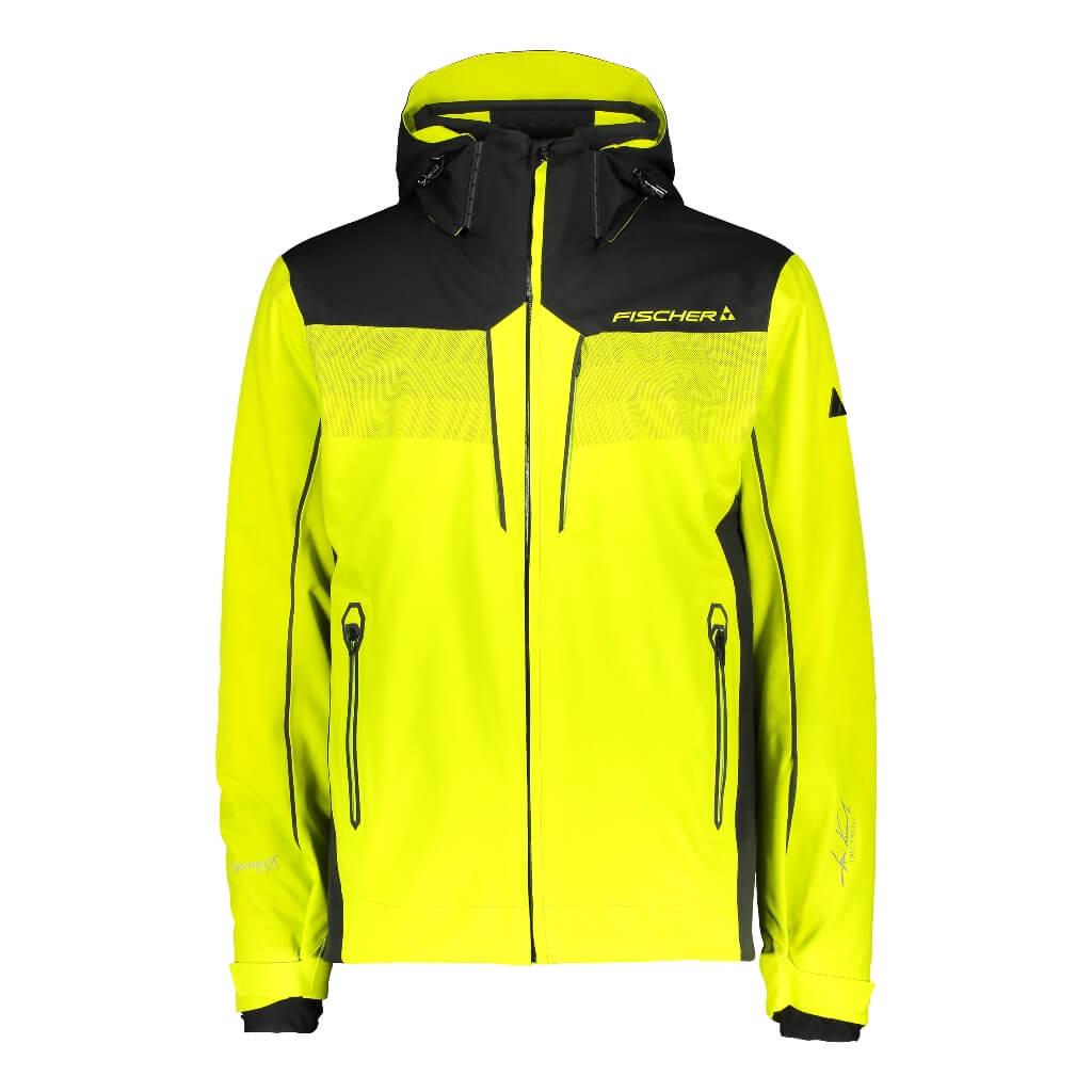 kurtki narciarskie, spodnie narciarskie, druga warstwa, odzież termoaktywna, Hans Knauss i inne