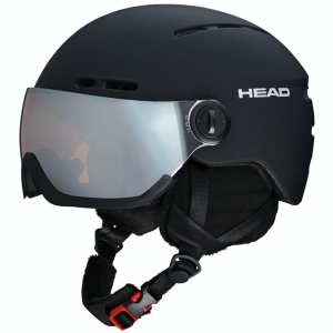 kask head knight black 2021 324118