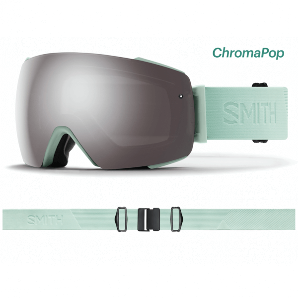 gogle smith I/O Mag z szybą chromapop