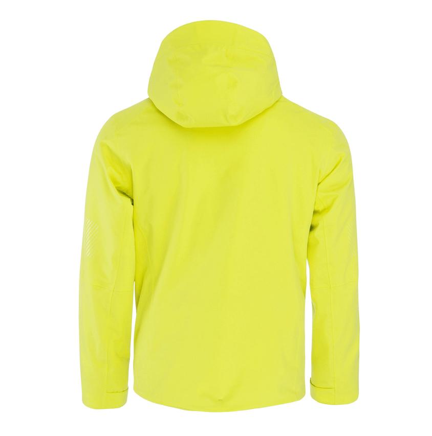 Kurtka męska HEAD Travail Jacket M Yellow 2019