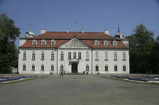 Pałac w Niberowie