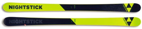 narty fischer nightstick 2020
