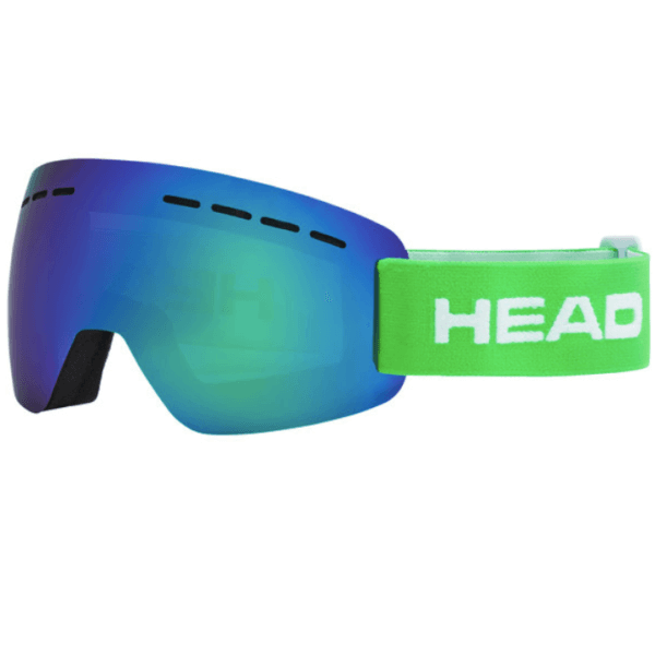 head solar green