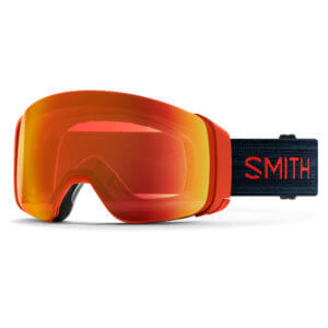 gogle smith 4d mag red rock chromapop red mirror 2020