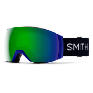 gogle smith i o mag xl klein blue chromapop sun green mirror 2020