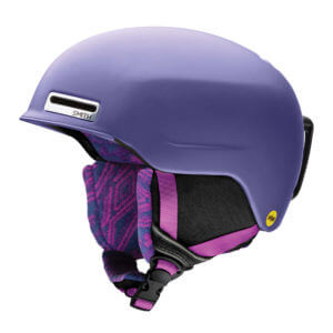 kask smith allure mips matte dusty lilac 2020