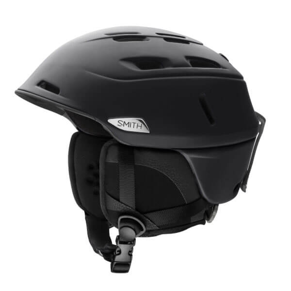 kask smith camber matte black 2020