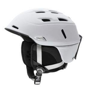 kask smith camber matte white 2020