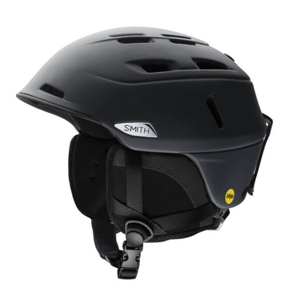 kask smith camber mips matte black 2020