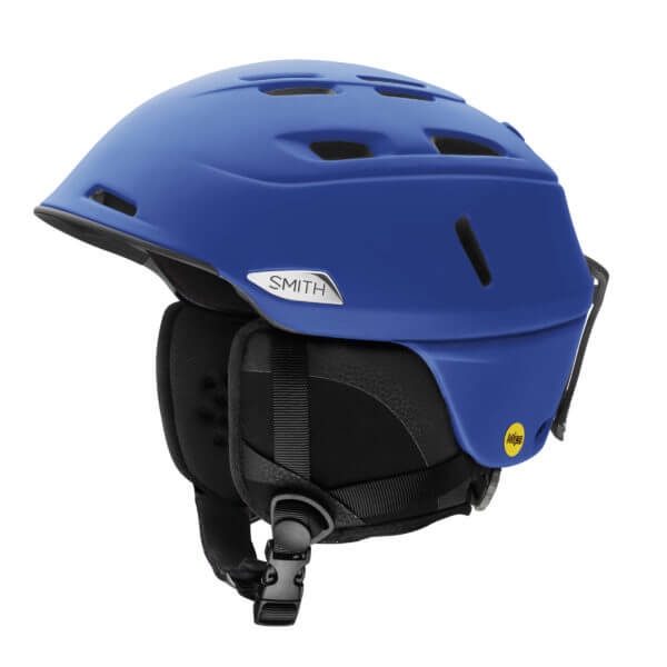 kask smith camber mips matte klein blue 2020