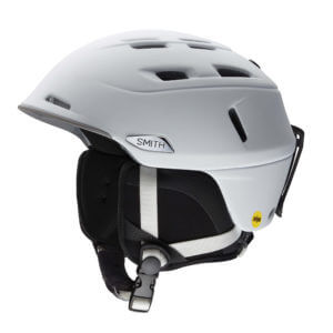kask smith camber mips matte white 2020
