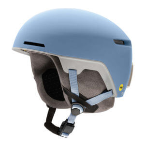 kask smith code mips matte smokey blue 2020