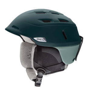 kask smith compass matte deep forest saltwater 2020