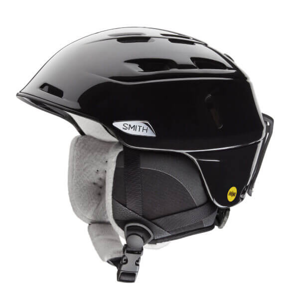 kask smith compass mips black pearl 2020