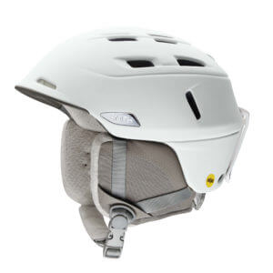 kask smith compass mips pearl white 2020