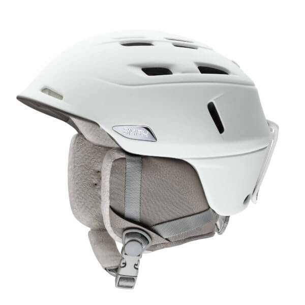 kask smith compass pearl white 2020