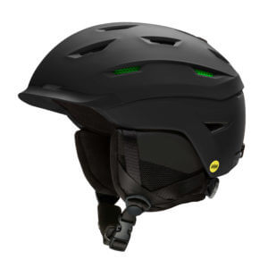 kask smith level mips matte black 2020
