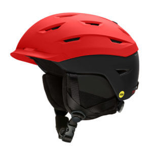 kask smith level mips matte rise black 2020