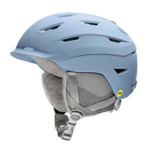 kask smith liberty mips matte smokey blue 2020