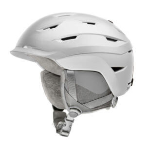 kask smith liberty satin white 2020