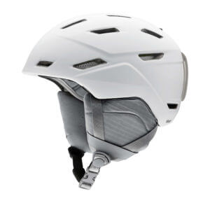 kask smith mirage matte white 2020