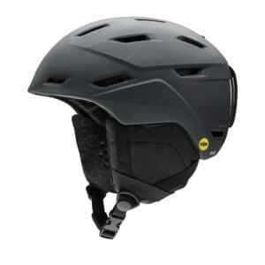 kask smith mirage mips matte black pearl 2020