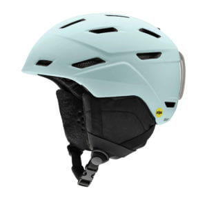kask smith mirage mips matte pale mint 2020
