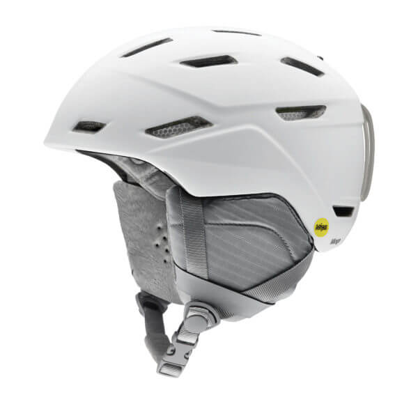 kask smith mirage mips matte white 2020