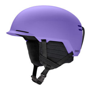 kask smith scout jr matte purple 2020