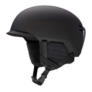 kask smith scout matte black 2020