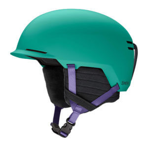 kask smith scout matte jade block 2020