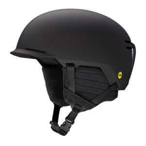 kask smith scout mips matte black 2020