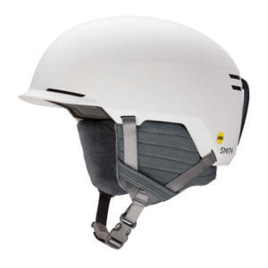 kask smith scout mips matte white 2020