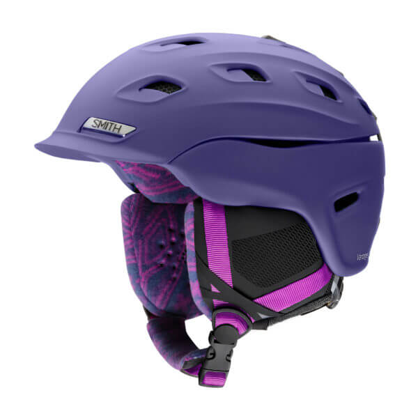 kask smith vantage women's matte dusty lilac 2020