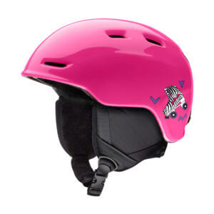 kask smith zoom jr pink skates 2020