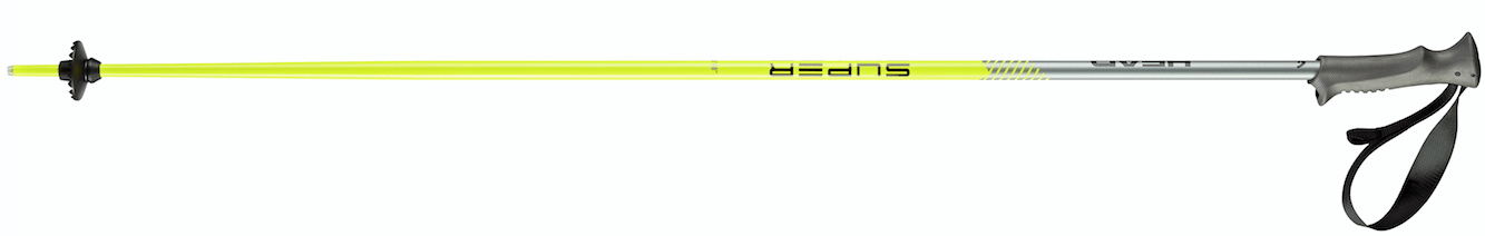 kije head supershape neon yellow 2020